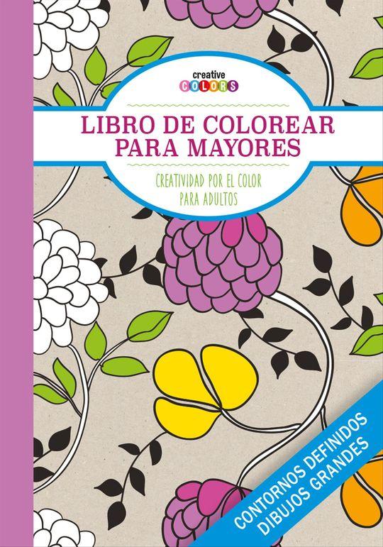 LIBRO DE COLOREAR PARA MAYORES