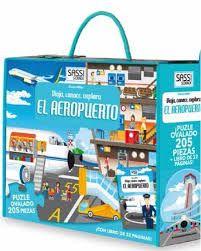 EL LIBRO DEL AEROPUERTO + PUZZLE