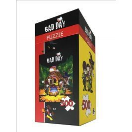 CALAVERITAS: BAD DAY. PUZZLE 500 PIEZAS