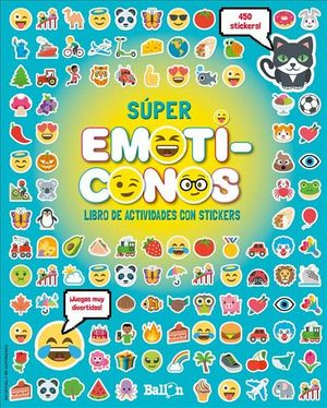 SÚPER EMOTICONOS