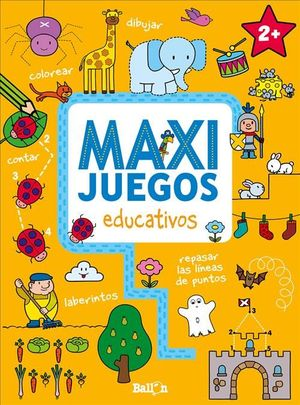 MAXI JUEGOS EDUCATIVOS