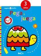 PEGA Y JUEGA TORTUGA +3 AÑOS