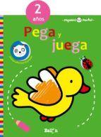 PEGA Y JUEGA PÁJARO +2 AÑOS