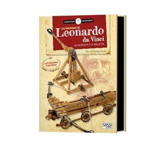 LAS MAQUINAS DE LEONARDO DA VINCI (LIBRO + 2 MAQUETAS)
