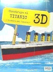 CONSTRUYE EL TITANIC 3D