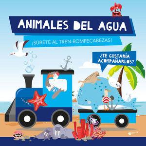 ANIMALES DE AGUA