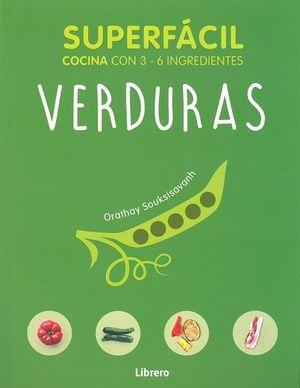 COCINA SUPERFACIL: VERDURAS