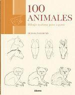 100 ANIMALES. DIBUJO REALISTA PASO A PASO