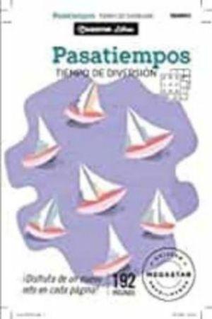 BLOC DE PASATIEMPOS 06