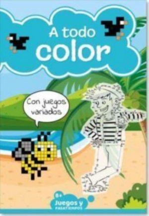 PASATIEMPOS Y JUEGOS A TODO COLOR