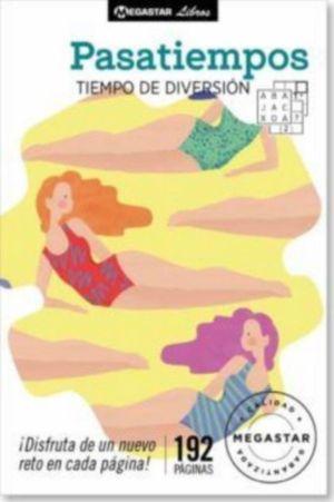 BLOC DE PASATIEMPOS 07. TIEMPO DE DIVERSION