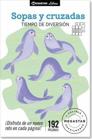 TIEMPO DE DIVERSIÓN: SOPAS Y CRUZADAS 04