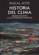 HISTORIA DEL CLIMA