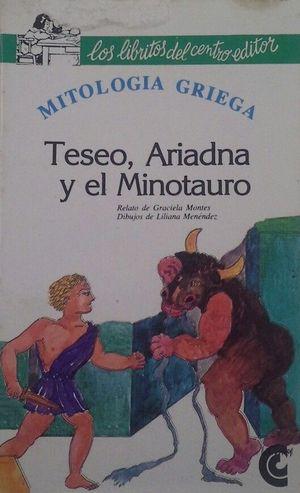 TESEO, ARIADNA Y EL MINOTAURO