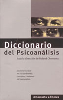 DICCIONARIO DEL PSICOANÁLISIS - 2A EDICIÓN