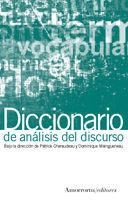 DIC ANALISIS DEL DISCURSO