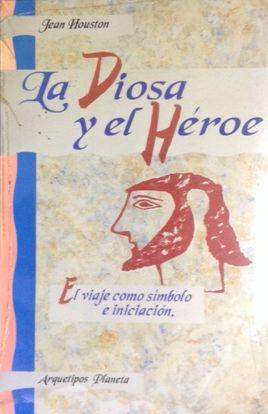LA DIOSA Y EL HEROE.