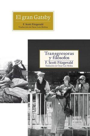EL GRAN GATSBY / TRANSGRESORAS Y FILÓSOFOS (ESTUCHE)