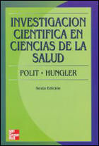 INVESTIGACION CIENTIFICA EN CIENCIAS DE LA SALUD 2000