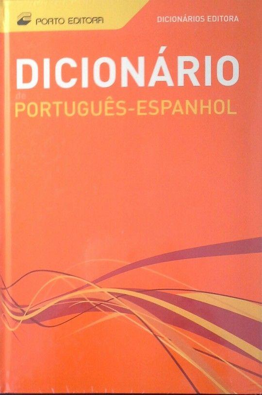 DICIONARIO PORTUGUES-ESPANHOL
