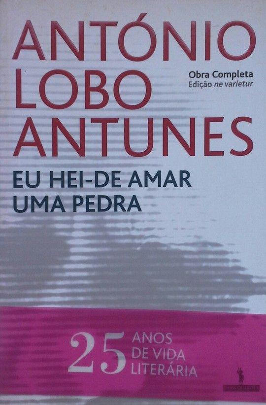 EU HEI-DE AMAR UMA PEDRA  -PORTUGUES-