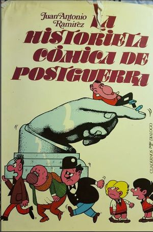 LA HISTORIETA COMICA DE POSTGUERRA