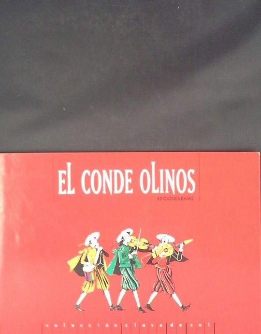 EL CONDE OLINOS (HISTORIA Y PARTITURA)