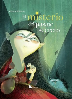 MISTERIO DEL PASAJE SECRETO EL