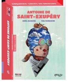 ANTOINE DE SAINT-EXUPÉRY (PUZLE + LIBRO)
