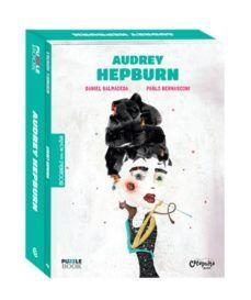 AUDREY HEPBURN (PUZLE + LIBRO)