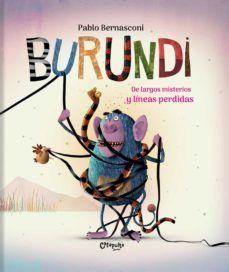 BURUNDI. DE LARGOS MISTERIOS Y LINEAS PERDIDAS