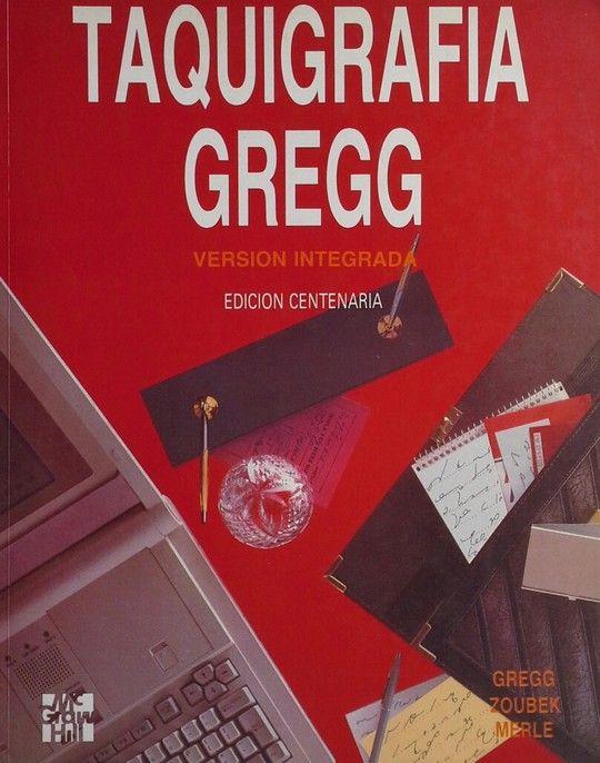 TAQUIGRAFIA GREGG