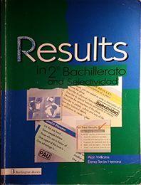 SB. RESULTS IN 2º BACHILLERATO AND SELECTIVIDAD